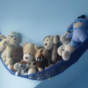 Fringed Toy Hammock Crochet Toy Hammock CROCHET PATTERN | Etsy | 500x500