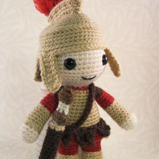 Viking Hat Crochet Pattern by MyntKat on DeviantArt | 500x500