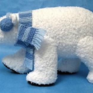 polar bear amigurumi free crochet pattern | Crochet bear, Crochet ... | 500x500